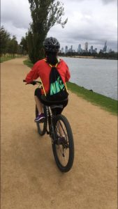 Cycle Lesson Albert Park