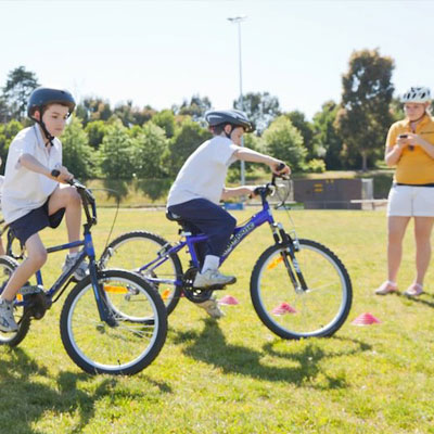 Bike Education (Primary and Secondary Schools)
