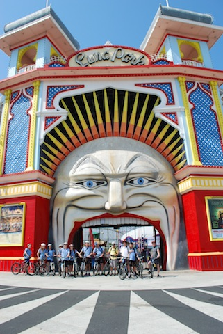 Team Building - Luna Park